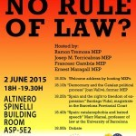 Spain, no rule of law - Santiago Vidal