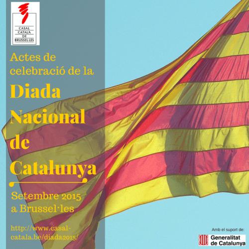 Actes diada nacional de Catalunya