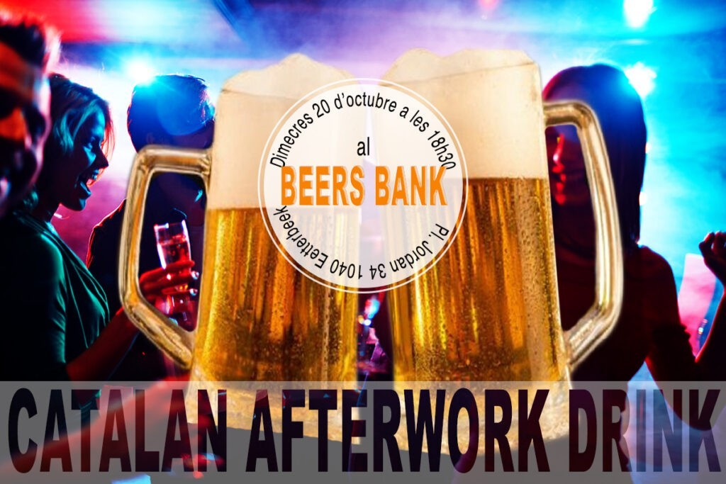 Catalan Afterwork Party